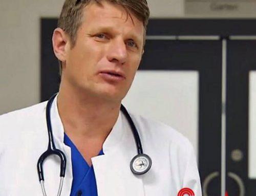 Bei Sat 1 ist Dr . Wallau. – Dr. Sachs